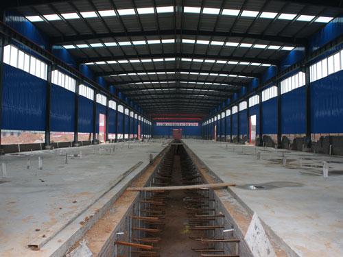 彩钢大棚材料聚苯乙烯(EPS)夹芯板性能