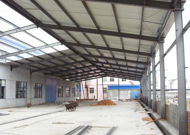 钢结构工程的选型与布置