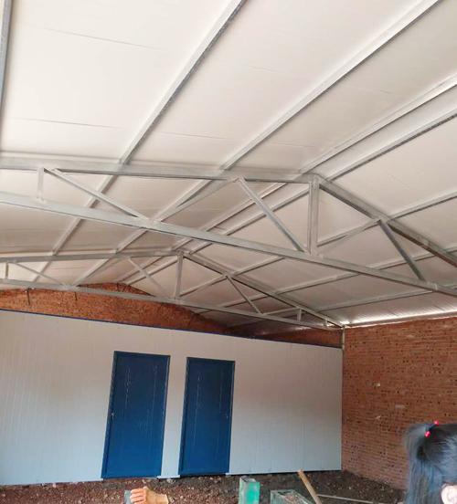 怎样做好洛阳彩钢房工程的发展