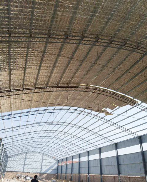 清洗钢结构屋面彩钢板的办法有哪些