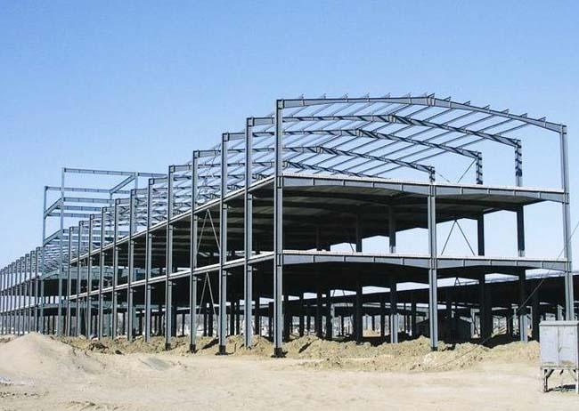 钢结构工程的建筑特点有哪些呢