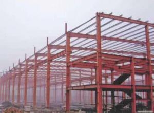 钢构件厂房制作