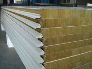 岩棉夹芯板3