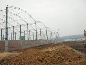 弧形钢结构工程