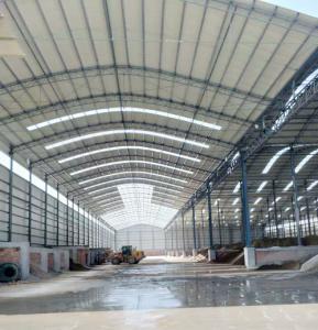 弧形钢结构
